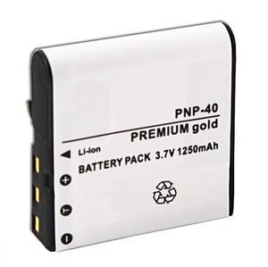 Akumulator Casio NP-40