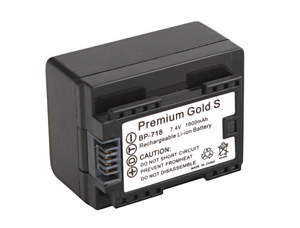 Premium Gold BP-718 1800mAh