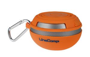 BL005 Mini głośnik przenośny bluetooth, zestaw głośnomówiący, pomarańczowy
