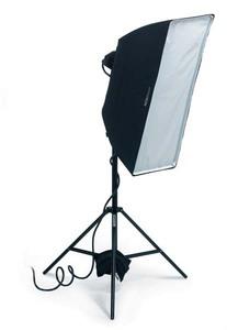 Wafer 200 Strip, 200 x 60cm Bez Adaptera Bowens