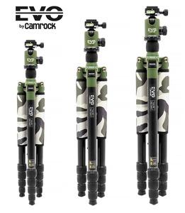 Camrock EVO Tactic T80 statyw z głowicą kulową i funkcją monopodu