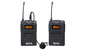 Bezprzewodowy mikrofon BOYA BY-WM6