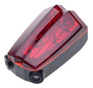 tylna lampa z laserem bezpieczeństwa i diodami MacTronic FE-52
