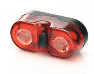 tylna diodowa lampa rowerowa MacTronic WALL-e BPM-2SL