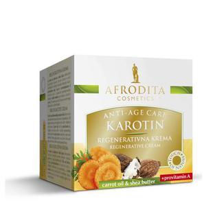 AFRODITA Karotin - Krem regenerujący przeciwzmarszczkowy po 35. roku życia