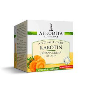 AFRODITA Karotin - Krem pod oczy przeciwzmarszczkowy lift  effect 15ml