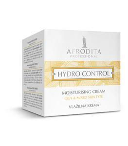 Afrodita Hydro Control - Krem nawilżający 50 ml