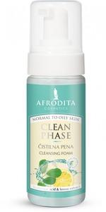 AFRODITA Clean Phase - Pianka oczyszczająca dla skóry od normalnej po tłustą