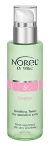Norel Sensitive  Tonik łagodzący dla cery naczynkowej 200 ml