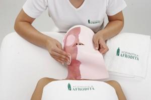 Afrodita MASKA POLYMOIST- płaty kolagenowe(naturalne)