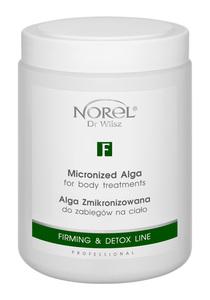 Norel Firming & Detox Line  Alga zmikronizowana do zabiegów na ciało 1000 ml/ 660g