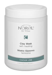 Norel Caolin Line  Maska gipsowa termiczna 1000 ml