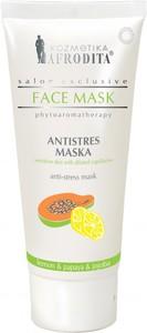 Afrodita MASKA ANTI-STRESS 200 ml (łagodząca naczynkową i wrażliwą skórę)