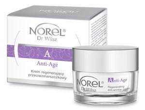 Norel Anti-Age Krem regenerujący przeciwzmarszczkowy 50ml
