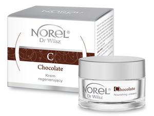 Norel Chocolate  Krem czekoladowy regenerujący  50ml DK 235