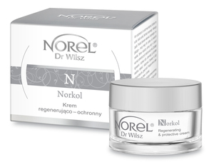 NOREL Norkol Krem regenerująco - ochronny 50 ml lipo-stymulacja