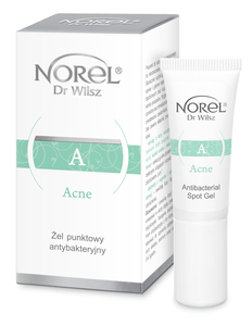NOREL Acne Immuno - Care Żel punktowy 10 ml dd151