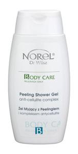 NOREL Body Care  Żel myjący z peelingiem i kompleksem antycellulite250 ml dz052