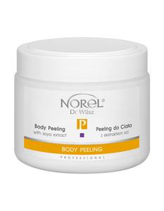 NOREL Peeling do ciała z ekstraktem soi 500 ml PP 088