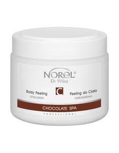 NOREL Chocolate SPA  Peeling do ciała czekoladowy 500 ml