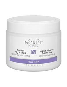 NOREL New Skin (Morze Egejskie)  Maska algowa plastyczna kojąco - nawilżająca 500 ml