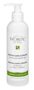 NOREL Retinol contra Cellulite żel aktywny w walce z cellulitem 250 ml PROF pz044