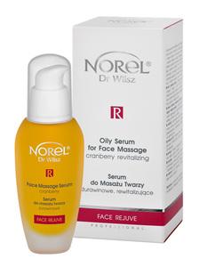 Norel Face Rejuve  Serum olejowe, żurawinowe do masażu twarzy PA 167