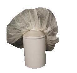 Czepek kosmetyczny 1 szt. Flizelinowy- harmonijka (8%)