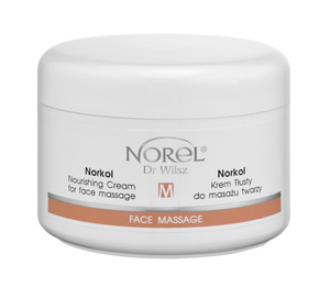 NOREL Face Massage - Norkol  Krem tłusty do masażu twarzy  Ref. PK 024 200 ml
