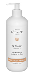 NOREL Face & Body Massage  Top Massage olejek do masażu 500 ml