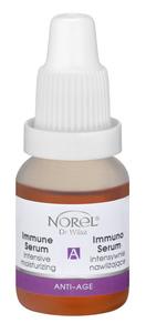Norel Anti-Age Immuno Serum - intensywnie nawilżające  Ref. PA 100  30 ml