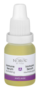 Norel Anti Age Immuno Serum - rewitalizujące  Ref. PA 102 12 ml