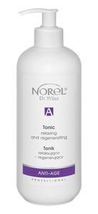 NOREL Anti-Age  Tonik relaksująco - regenerujący 500 ml