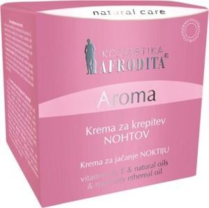 Afrodita Aroma krem wzmacniający paznokcie 15 ml
