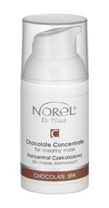 NOREL PE 232 Koncentrat czekolady dodatek do masek kremowych na twarz 30 ml