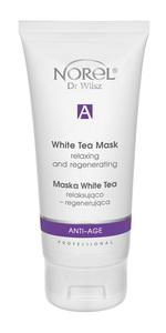 NOREL Anti-Age  Maska White Tea relaksująco - regenerująca 200 ml
