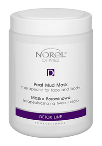 NOREL Fito Mineral Mask - Maska borowinowa  Ref. PN 065  1000 ml