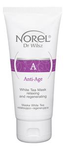 NOREL Anti-Age Maska relaksująca White Tea 100 ml
