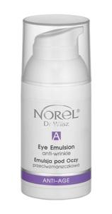 NOREL Anti-Age  Emulsja pod oczy przeciwzmarszczkowa 30 ml PZ 041