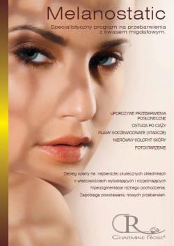 ZABIEG MELANOSTATIC Specjalistyczny zabieg z kwasem migdałowym na przebarwienia skórne