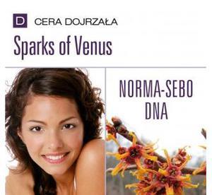 Charmine Rose Zestaw SPARKS OF VENUS NORMA-SEBO DNA , 1kp= 5 zabiegów