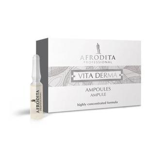 Kozmetika Afrodita VITA DERMA AMPUŁKI VIT-AMINE  5x1,5 ml