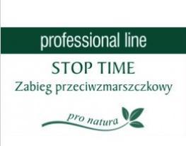 NOWOŚĆ AVA STOP TIME zabieg przeciwzmarszczkowy