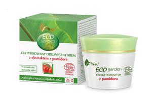 AVA Eco Garden krem z ekstraktem z pomidora 50 ml Ecocert