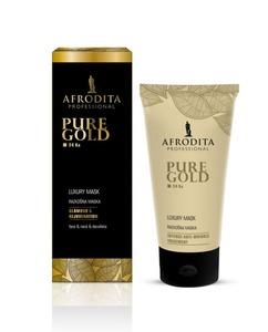 Kozmetika Afrodita Gold 24 Luksusowa maska 150 ml