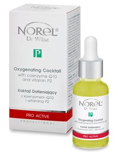 Norel Koktajl korygujący zmarszczki z amino peptydami 30 ml PA374