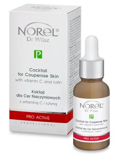 Norel Koktajl dla cer naczyniowych z witaminą C i rutyną 30 ml PA377