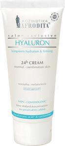 Kozmetika Afrodita HYALURON Krem nawilżający dla skóry normalnej i mieszanej200 ml