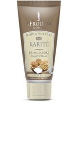 Kozmetika Afrodita AROMA rich care - krem do rąk i paznokci z masłem shea 75ml