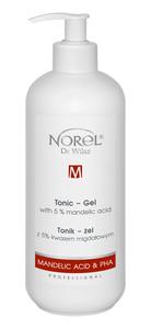 Norel Eksfoliacja kwasami Tonik - żel z 5% kwasem migdałowym 500 ml pt370